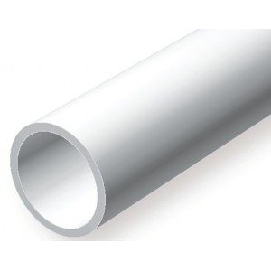 Tube rond 6.3x350mm Ref : 228 - Evergreen