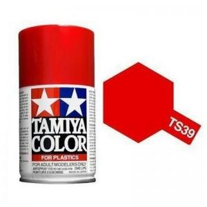 Peinture bombe Rouge Mica brillant TS39 Tamiya