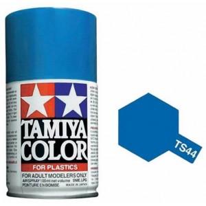 Peinture bombe Bleu Vif brillant TS44 Tamiya
