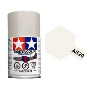 Peinture bombe Blanc US Navy AS20 Tamiya