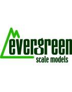 Profilés plastique Evergreen.
