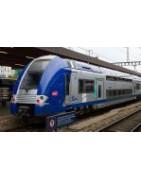 Modele Reduit Autorails Thermique, Modelisme Locomotive Thermique, électrique modelisme ferroviaire