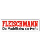 Rails et voies Fleischmann de train miniature electrique-modelisme ferroviaire