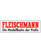 Rails et voies Fleischmann de train miniature electrique- Echelle N-modelisme ferroviaire