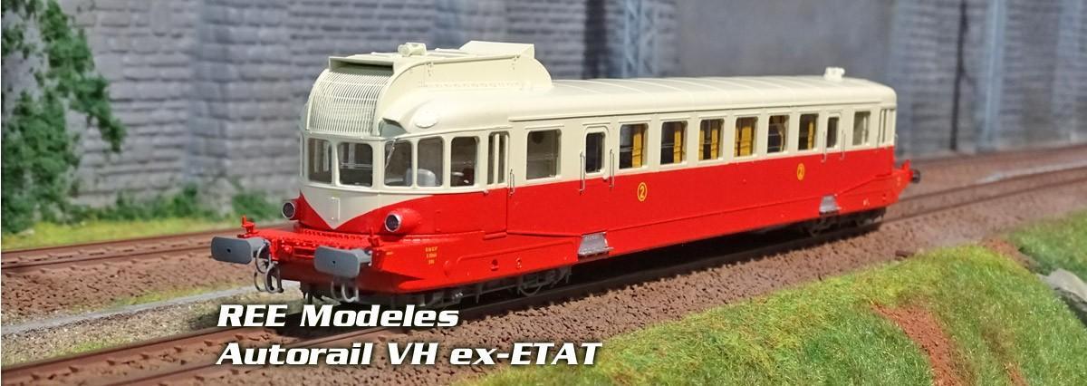 Autorail VH ex-ETAT X-2300