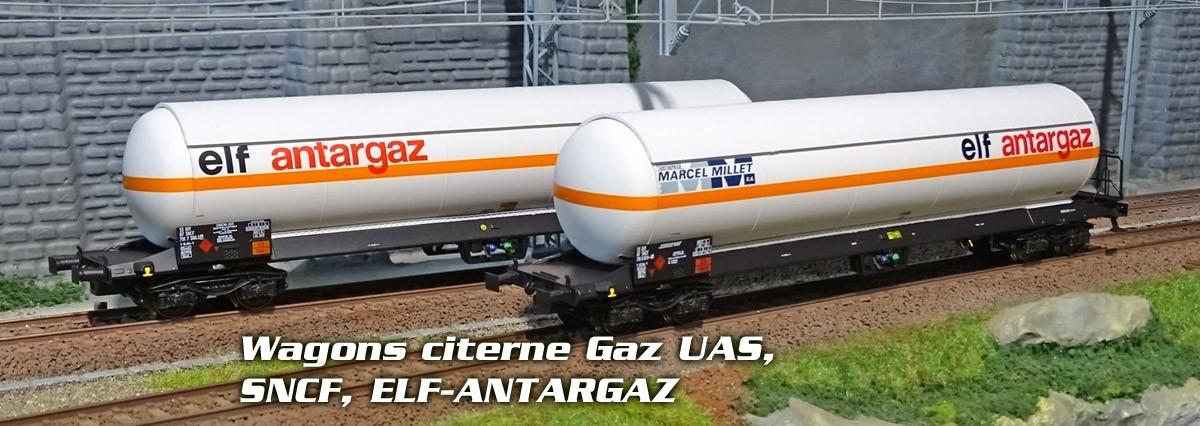 Wagon UAS gazier ls models